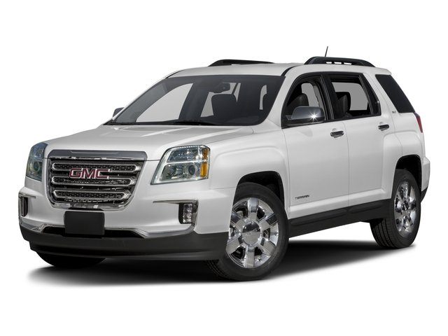2016 GMC Terrain SLT Front Wheel Drive Power Steering ABS 4-Wheel Disc Brakes Aluminum Wheels