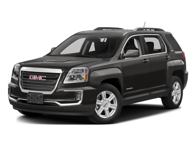 2016 GMC Terrain SLE Front Wheel Drive Power Steering ABS 4-Wheel Disc Brakes Aluminum Wheels