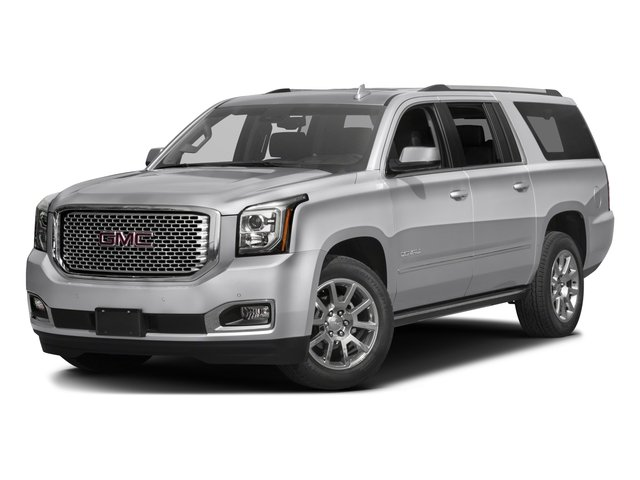 2016 GMC Yukon XL Denali WHEELS  4 - 20 X 9 508 CM X 229 CM CHROME OPEN ROAD PACKAGE  includ