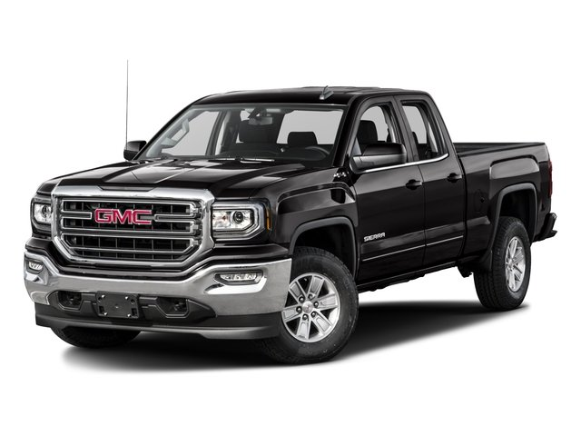 2016 GMC Sierra 1500 SLE LockingLimited Slip Differential Four Wheel Drive Tow Hooks Power Stee