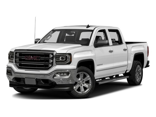 2016 GMC Sierra 1500 SLT 308 Rear Axle RatioHeavy-Duty Rear Locking DifferentialWheels 18 x 8