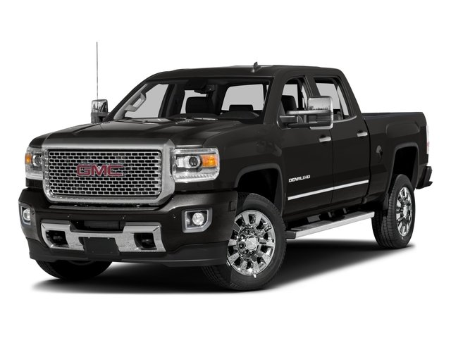 2016 GMC Sierra 2500HD Denali COCOADUNE  PERFORATED LEATHER-APPOINTED SEAT TRIM HILL DESCENT CONT