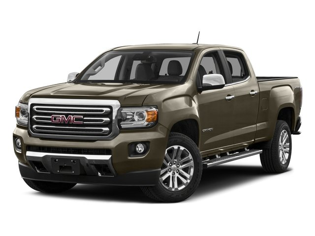 2016 GMC Canyon 4WD SLT LockingLimited Slip Differential Four Wheel Drive Tow Hooks Tow Hitch