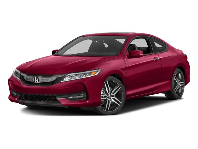 2016 Honda Accord Coupe Touring Front Wheel Drive Power Steering ABS 4-Wheel Disc Brakes Brake