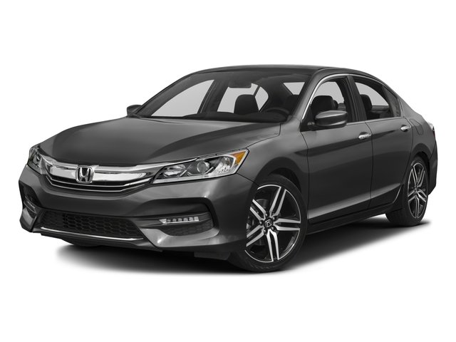 2016 Honda Accord Sedan Sport 4dr Car