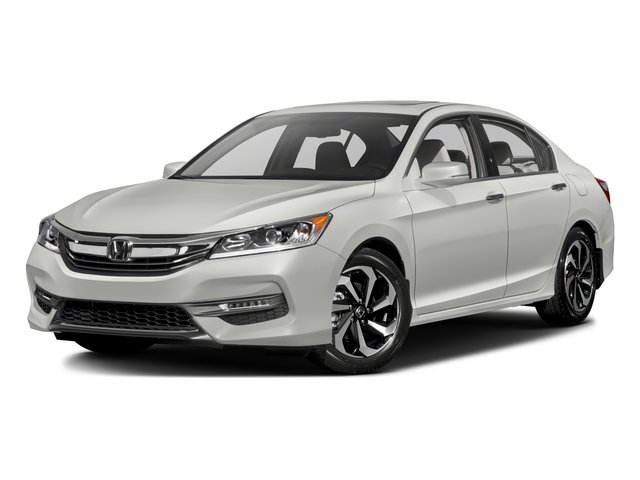 2016 Honda Accord Sedan EX-L 4dr Car