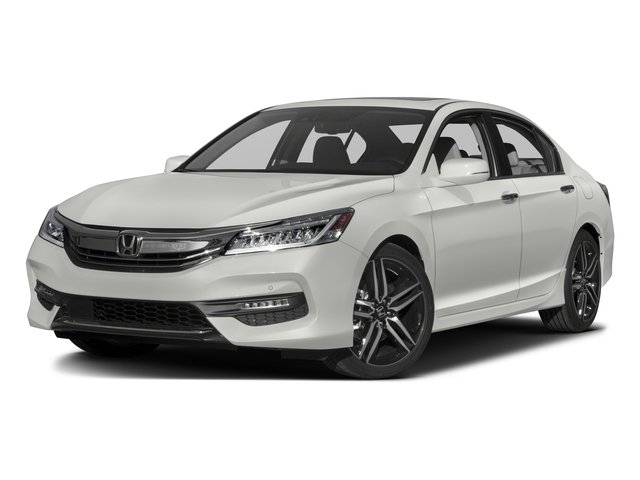 2016 Honda Accord Sedan CR3F9GKXW Touring Automatic Modern Steel Metallic Gray Front Wheel Driv