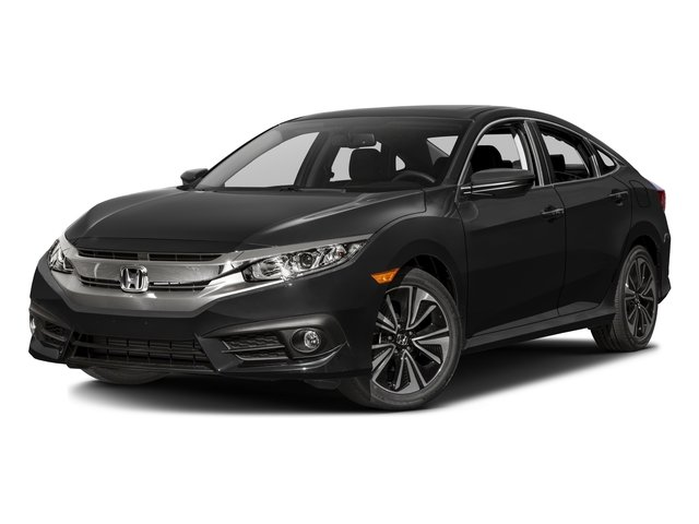 Used 2016 Honda Civic Sedan in Tallahassee, FL