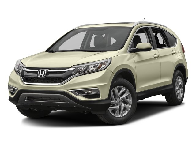 2016 Honda CR-V EX-L All Wheel Drive Power Steering ABS 4-Wheel Disc Brakes Brake Assist Alumi