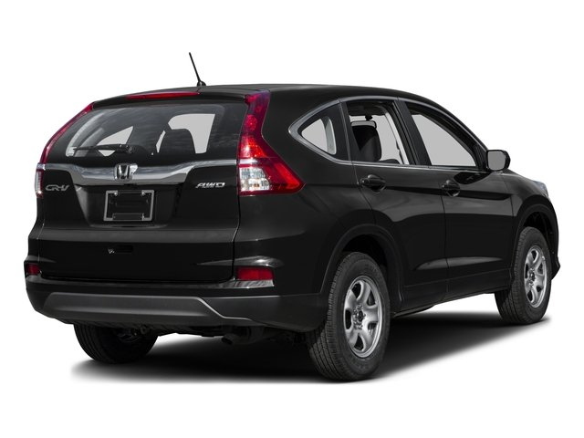 Certified Pre-Owned 2016 Honda CR-V LX