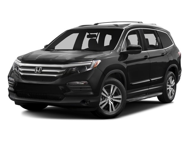 2016 Honda Pilot EX-L Front Wheel Drive Power Steering ABS 4-Wheel Disc Brakes Brake Assist Al