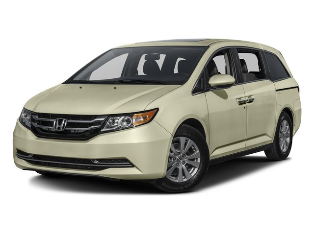 2016 Honda Odyssey at South Hills Honda
