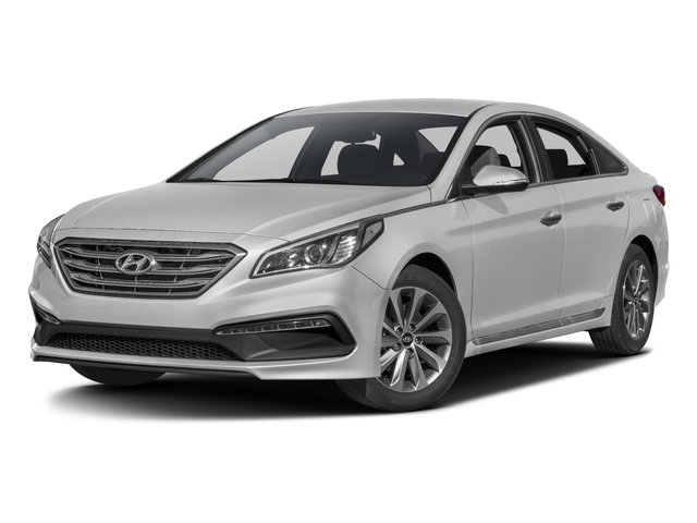 2016 Hyundai Sonata SE Automatic Quartz White Pearl Gray Front Wheel Drive Power Steering ABS