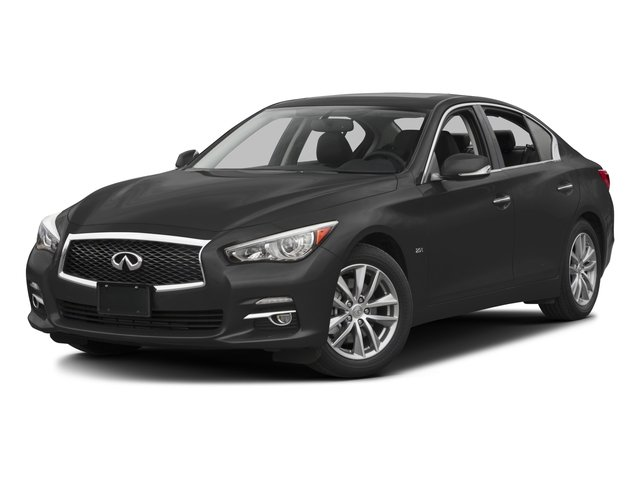 2016 INFINITI Q50 20t Premium Turbocharged Rear Wheel Drive Power Steering ABS 4-Wheel Disc Br