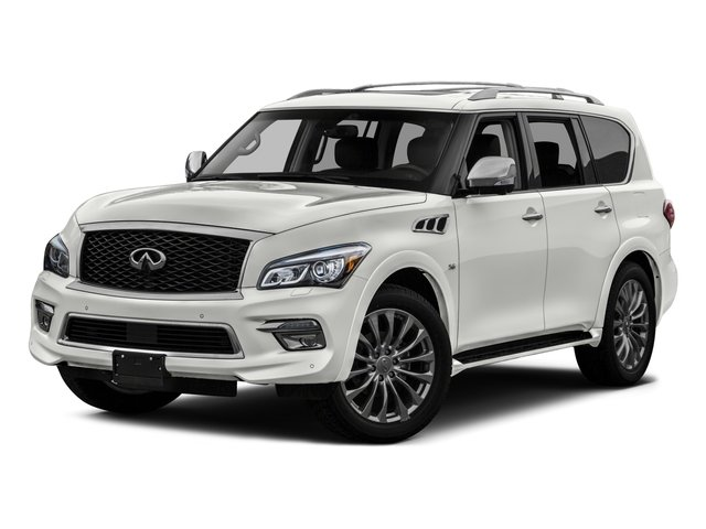 2016 INFINITI QX80 Entertainment Sport Utility