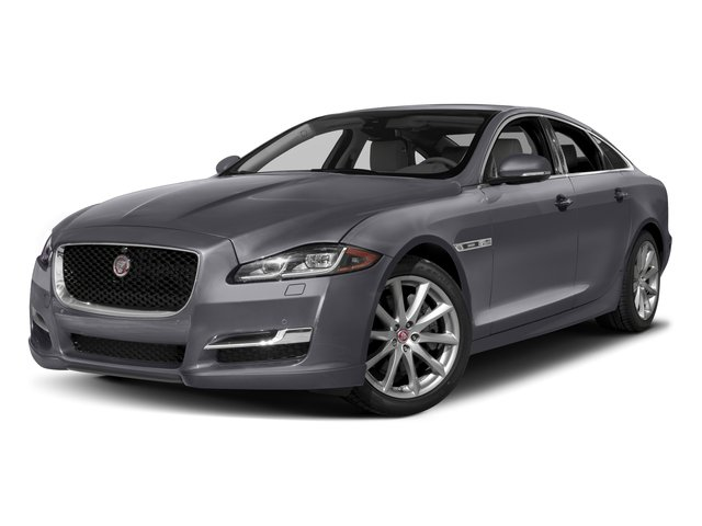 2016 Jaguar XJ R-Sport Supercharged All Wheel Drive Air Suspension Active Suspension Power Stee