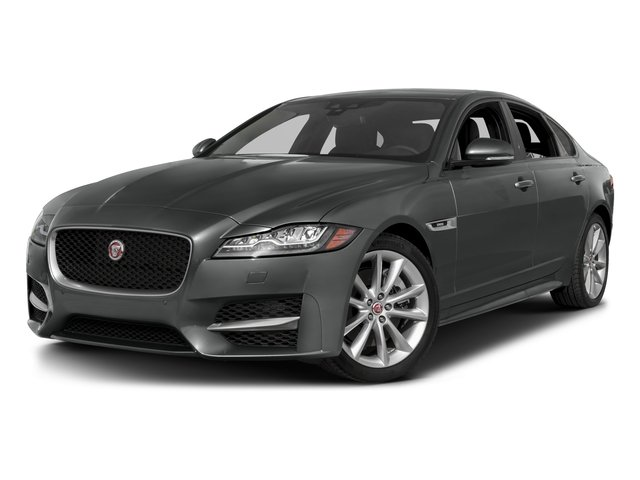 2016 Jaguar XF 35t R-Sport Supercharged Rear Wheel Drive Power Steering ABS 4-Wheel Disc Brakes