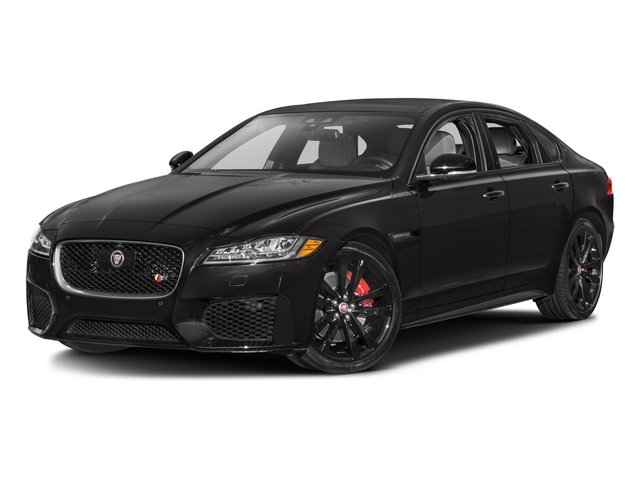 2016 Jaguar XF S Supercharged Rear Wheel Drive Active Suspension Power Steering ABS 4-Wheel Di