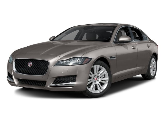 2016 Jaguar XF 35t Premium Supercharged All Wheel Drive Power Steering ABS 4-Wheel Disc Brakes