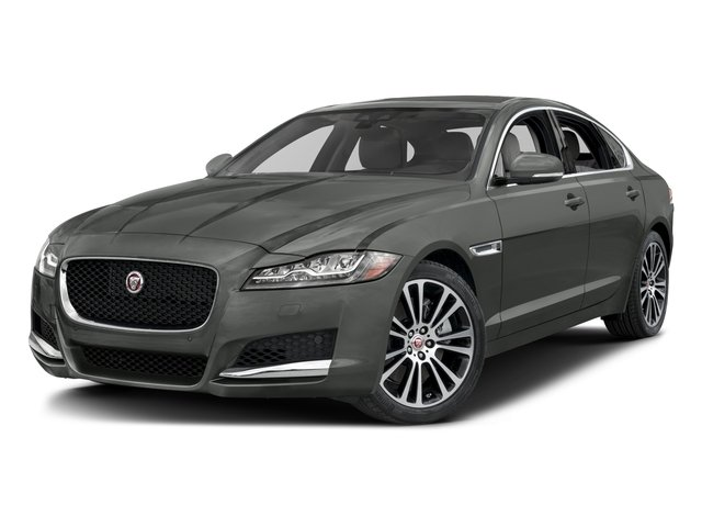 2016 Jaguar XF 35t Prestige Supercharged Rear Wheel Drive Power Steering ABS 4-Wheel Disc Brake