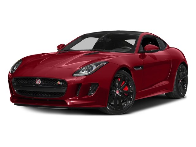 2016 Jaguar F-TYPE S Supercharged All Wheel Drive Active Suspension Power Steering ABS 4-Wheel