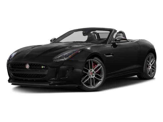 2016 Jaguar F-TYPE R Supercharged All Wheel Drive Active Suspension Power Steering ABS 4-Wheel