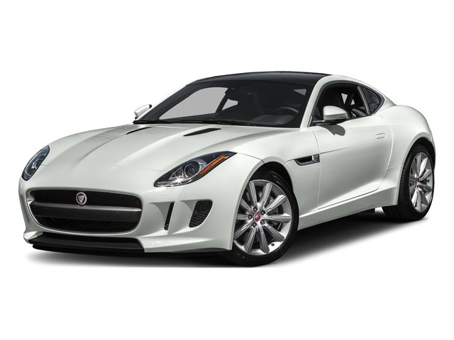 2016 Jaguar F-Type 2DR CPE AT RWD