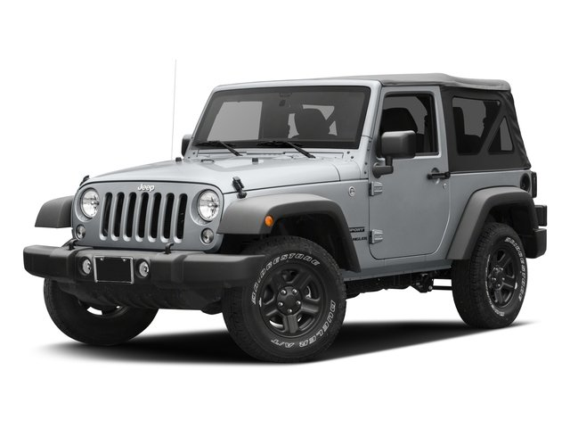 2016 Jeep Wrangler  Four Wheel Drive Power Steering ABS 4-Wheel Disc Brakes Brake Assist Conve