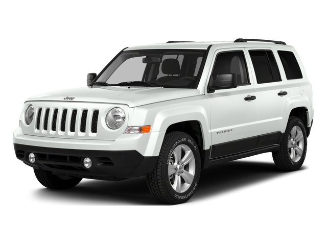 2016 Jeep Patriot High Altitude Edition Four Wheel Drive Power Steering ABS 4-Wheel Disc Brakes
