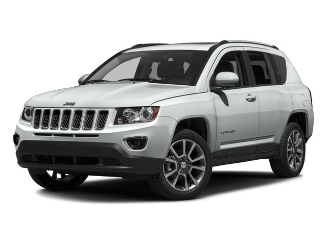 2016 Jeep Compass 75th Anniversary