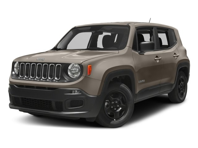 2016 Jeep Renegade Sport Turbocharged Front Wheel Drive Power Steering ABS 4-Wheel Disc Brakes