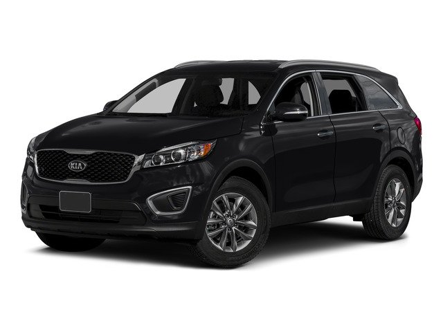 2016 Kia Sorento LX CARGO NET SATIN BLACK  YES ESSENTIALS CLOTH SEAT TRIM REMINGTON RED CARPET F