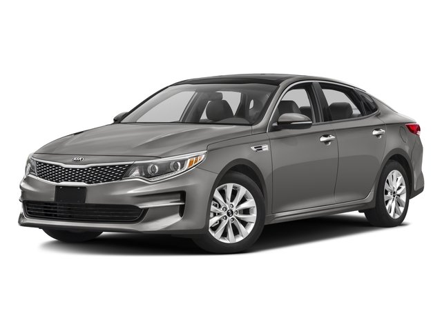 2016 Kia Optima LX Front Wheel Drive Power Steering ABS 4-Wheel Disc Brakes Brake Assist Alumi