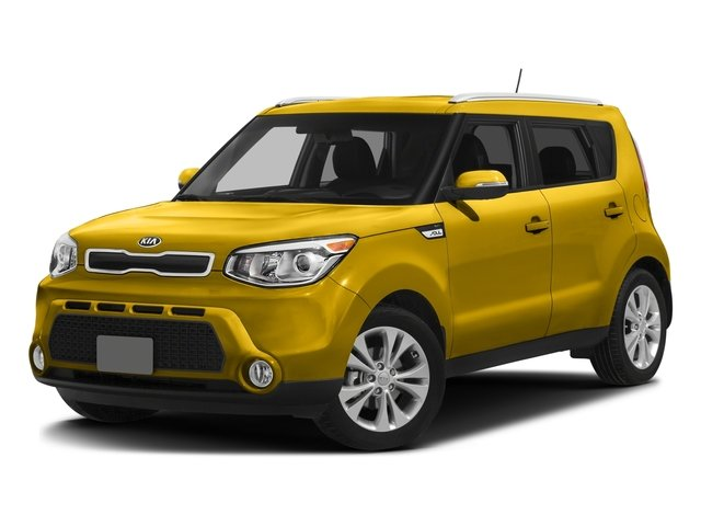 2016 Kia Soul  Front Wheel Drive Power Steering ABS 4-Wheel Disc Brakes Brake Assist Aluminum