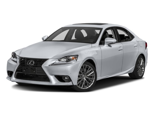 2016 Lexus IS 300  4dr Car