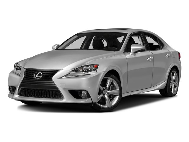 2016 Lexus IS 350 4DR SDN IS 350 AW