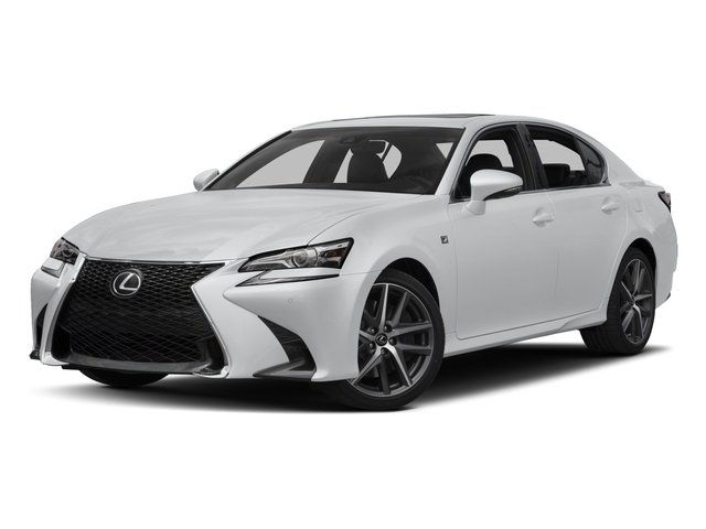 2016 Lexus GS 350 350 Rear Wheel Drive Power Steering ABS 4-Wheel Disc Brakes Brake Assist Bra