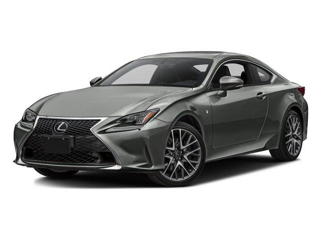 2016 Lexus RC 350 350