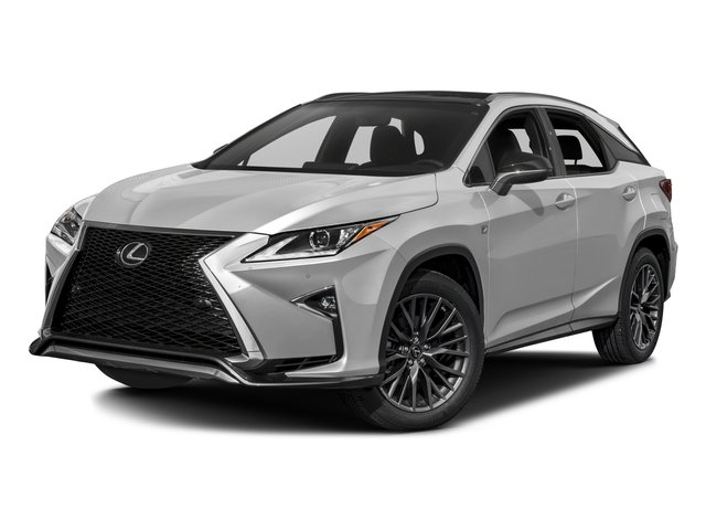 2016 Lexus RX 350 F Sport All Wheel Drive Active Suspension Power Steering ABS 4-Wheel Disc Bra