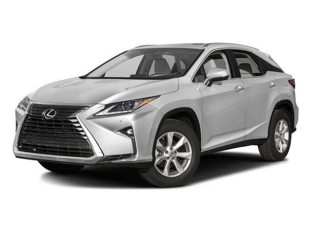 2016 Lexus RX 350  Front Wheel Drive Power Steering ABS 4-Wheel Disc Brakes Brake Assist Alumi