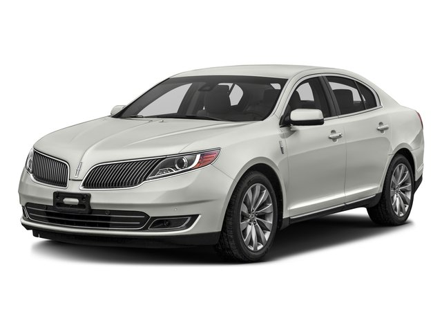 2016 Lincoln MKS  Front Wheel Drive Active Suspension Power Steering ABS 4-Wheel Disc Brakes B