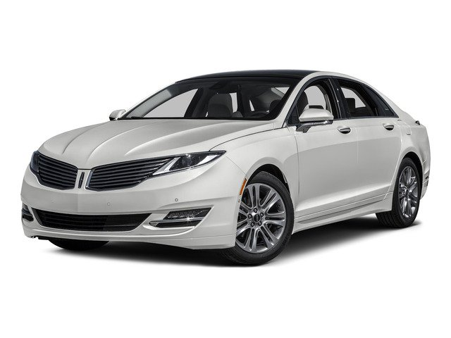 2016 Lincoln MKZ FWD Turbocharged Front Wheel Drive Active Suspension Power Steering ABS 4-Whe