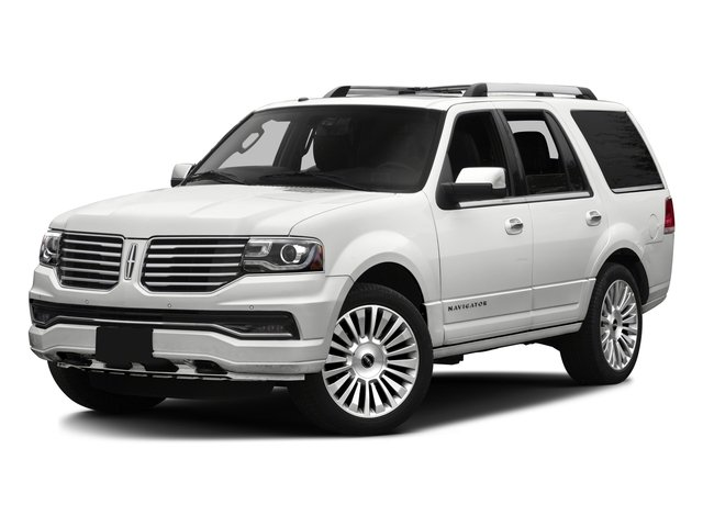 2016 Lincoln Navigator Select Turbocharged Four Wheel Drive Tow Hitch Power Steering ABS 4-Whe