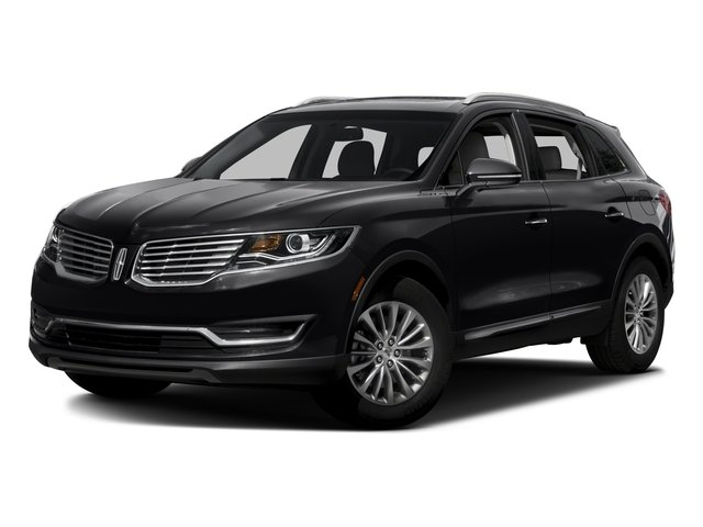2016 Lincoln MKX Select Front Wheel Drive Active Suspension Power Steering ABS 4-Wheel Disc Bra