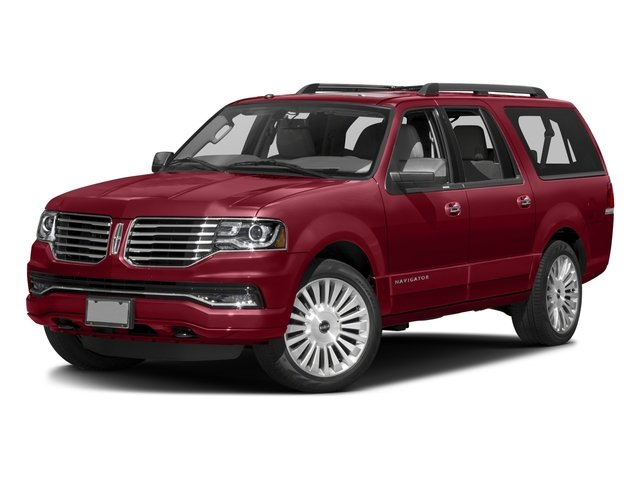 2016 Lincoln Navigator L Select Turbocharged Four Wheel Drive Tow Hitch Power Steering ABS 4-W