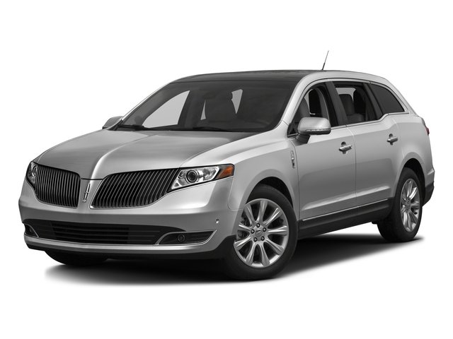 2016 Lincoln MKT EcoBoost Turbocharged All Wheel Drive Active Suspension Power Steering ABS 4-
