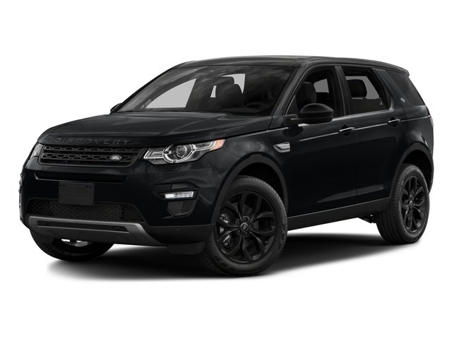 2016 Land Rover Discovery Sport HSE Turbocharged Four Wheel Drive Power Steering ABS 4-Wheel Di