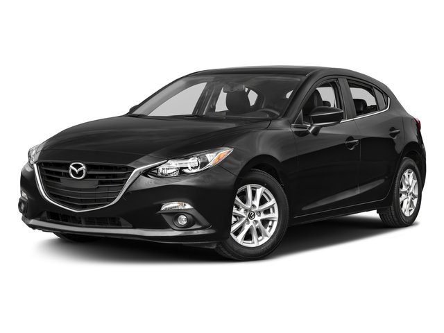 2016 Mazda Mazda3 i Grand Touring Front Wheel Drive Power Steering ABS 4-Wheel Disc Brakes Brak