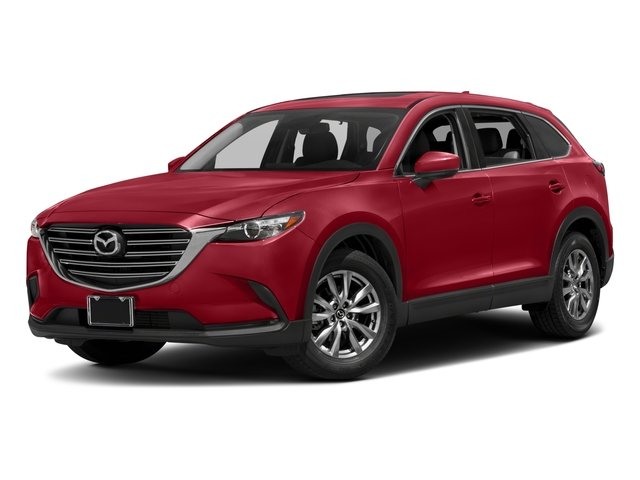 2016 Mazda CX-9 Touring Telematics Turbocharged Front Wheel Drive Power Steering ABS 4-Wheel D