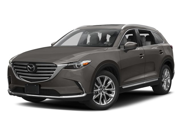 2016 Mazda CX-9 Grand Touring Telematics Turbocharged Front Wheel Drive Power Steering ABS 4-W